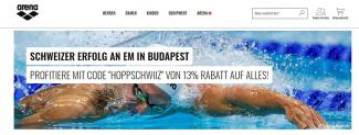 13% bei arenaswimming