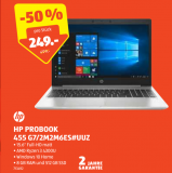 [lokal ZH] HP Probook 455 G7 für 249.-!