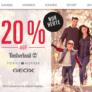 Nur heute: 20% auf Timberland, Tommy Hilfiger & Geox bei Ochsner Shoes, z.B. Timberland Premium Damen Schnürboot für CHF 199.90 statt CHF 249.90
