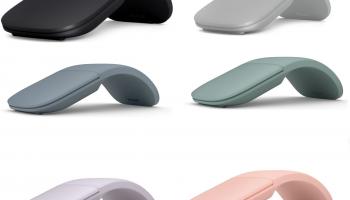 Microsoft Surface Arc Maus bei MediaMarkt