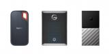 Ausgewählte externe SSDs zu Aktionspreisen bei digitec