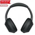 SONY WH-1000XM3 (Over-Ear, Bluetooth 4.2, NFC, Schwarz) bei Interdiscount und MediaMarkt