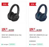 Neuer Best-Preis Sony Bluetooth Noise Cancelling Kopfhörer WH-XB900N bei Interdiscount (50% Rabatt – 124.95 statt 249.90)