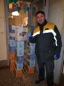 [Anleitung und Bilderbeweis] 240 Liter Migros Ice Tea und div. Gratismuster für nur CHF 33.90 bis vor die Wohnungstüre geliefert