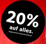 [Basel] Wiedereröffnung Interio Pratteln am 27./28. Oktober mit 20% Rabatt auf alles