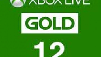 (VPN BR) Xbox Live Gold 12 Monatsabo bei Gamivo