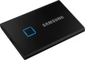 SAMSUNG T7 Touch (USB 3.1, 500 GB, Schwarz)