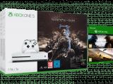 Xbox One S 1TB – Mittelerde: Schatten des Krieges (DLC) Bundle + 2 Bonus Games bei MediaMarkt