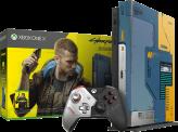 Xbox One X 1TB Console – Cyberpunk 2077 Limited Edition
