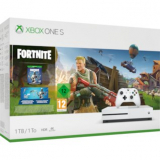 Microsoft Xbox One S – Fortnite Bundle (DE, FR, IT, EN)