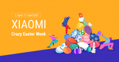 Xiaomi Crazy Easter Week