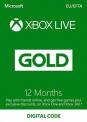 Xbox Live Gold 12 Monate bei Eneba