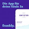 frankly: CHF 50.- Gebührenrabatt mit Gutscheincode