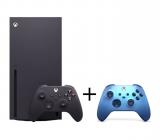 Xbox Series X + Wireless Controller Aqua Shift sofort verfügbar