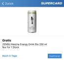 Gratis oder 2 für 1 Produkte in der Coop Supercard App