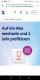 50% Rabatt bei Swisscom Mobile Abo bei Wechsel von Prepaid auf ein Abo