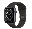 Apple Watch Series 6 (44mm, GPS, Alu)