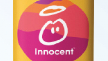 Gratis Innocent Smoothie in der KKiosk App