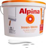 Alpina Dispersion Innenweiss 10l Farbe bei JUMBO