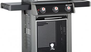 GASGRILL SPIRIT E310 CLASSIC BLACK zum Bestpreis