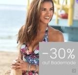 Nur heute: 30% auf Bademode bei Ackermann