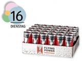 Heute FLYING POWER Energydrink (30 x 0.25l) in verschiedenen Sorten bei Aldi für CHF 6.60