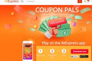 Aliexpress Coupon Code (zb: USD 3.99 mit MBW USD 4.99)