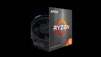 AMD Ryzen 5 5600X (3.70GHz / 32 MB) mit Kühler