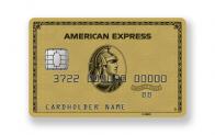 40'000 Punkte + 1. Jahresgebühr geschenkt mit der American Express Gold Card