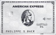 American Express Platinum Metall-Kreditkarte – 1. Jahresgebühr halbiert + 75'000 Willkommenspunkte, kostenloser Priority-Pass etc…
