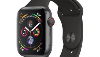 Apple Watch Series 4 44mm GPS + Cellular Aluminium bei Apfelkiste