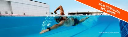 Arena Fastpack 2.1 zum Weekend Deal-Preis mit 50% Rabatt