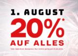 Nur heute: 20% auf alles bei Dosenbach inkl. SALE
