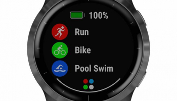 GARMIN Vivoactive 4/s Smartwatch bei Interdiscount