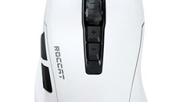 ROCCAT Kone Pure Ultra Gaming Maus (Weiss) bei MediaMarkt
