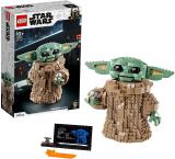 Baby Yoda Lego Bauset bei Amazon.de