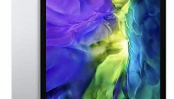 "Apple Ipad Pro 11"" 2020 Cellular silver 1 TB"