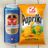 Nur heute: 20% auf alle Biere und Zweifel-Chips bei Denner