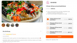 """[Lokal / Zürich] Be Heroes – """"All you can eat"""" Sushi Dinner (1 bis 4 Personen)"""