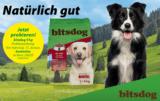 Gratis Probierpackung Hundefutter bitsdog 4kg in der LANDI (nur am 13.01. gültig)
