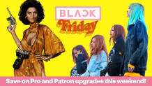 Black Friday Sale bei Letterboxd