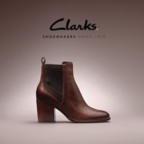 Clarks und Converse bei Sarenza um bis zu 50% reduziert, z.B. Clarks Kelda Hope für CHF 53.50 statt CHF 106.90