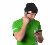 Bluetooth-Wollmütze (SBS mobile Wool Sound) für 19.90 bei Daydeal