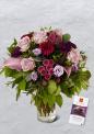 Quarantäne Blumenstrauss mit 11% Rabatt (und gratis Schokolade) verschicken