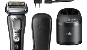 BRAUN Series 9 Rasierer zum neuen Bestpreis bei Melectronics