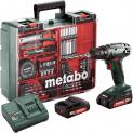 Metabo BS 18 Set bei Galaxus