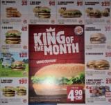 Burger King Gutscheine – Günstige Burger bis 18. Februar