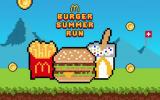 McDonald's Burger Summer Run Gewinnspiel (täglich) mit Gratisprodukten