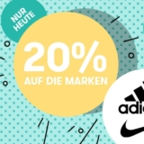 Nur heute: 20% auf Nike- und adidas-Schuhe bei Vögele Shoes, z.B. adidas neo Cloudfoam Ultimate Sneaker für CHF 87.90 statt CHF 109.90