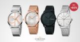 Bis 65% Rabatt auf Calvin Klein Uhren (ab CHF 59.-) bei uhrenschmuck24.ch